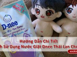 》Hướng Dẫn Cách Sử Dụng Nước Giặt Dnee Thái Lan Chi Tiết Nhất 《
